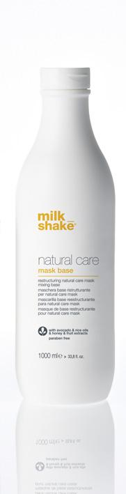 mask base milk shake