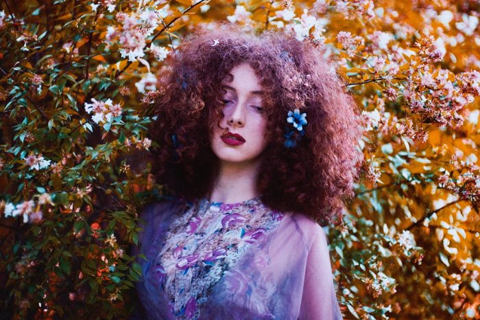How to Care for Curly Hair | Cortex Ltd Professional Hair Products & Hair Tools