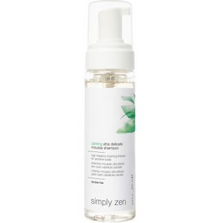 Z-oneconcept Calming Ultra Delicate Mousse Shampoo | Cortex Ltd Hair Products Malta