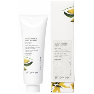 Z-oneconcept Dandruff Intensive Cream Shampoo   Cortex Ltd Hair Products Distributors Malta
