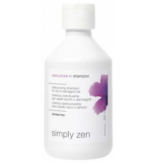Z-oneconcept Restructure-In Shampoo | Cortex Ltd Professional Hair Products Distributors Malta