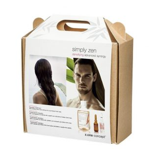 simply zen hair loss kit malta