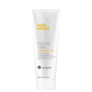 milkshake mask for dry hair