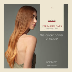 herbal hair dyes