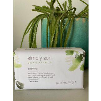 simply zen vegetable soap