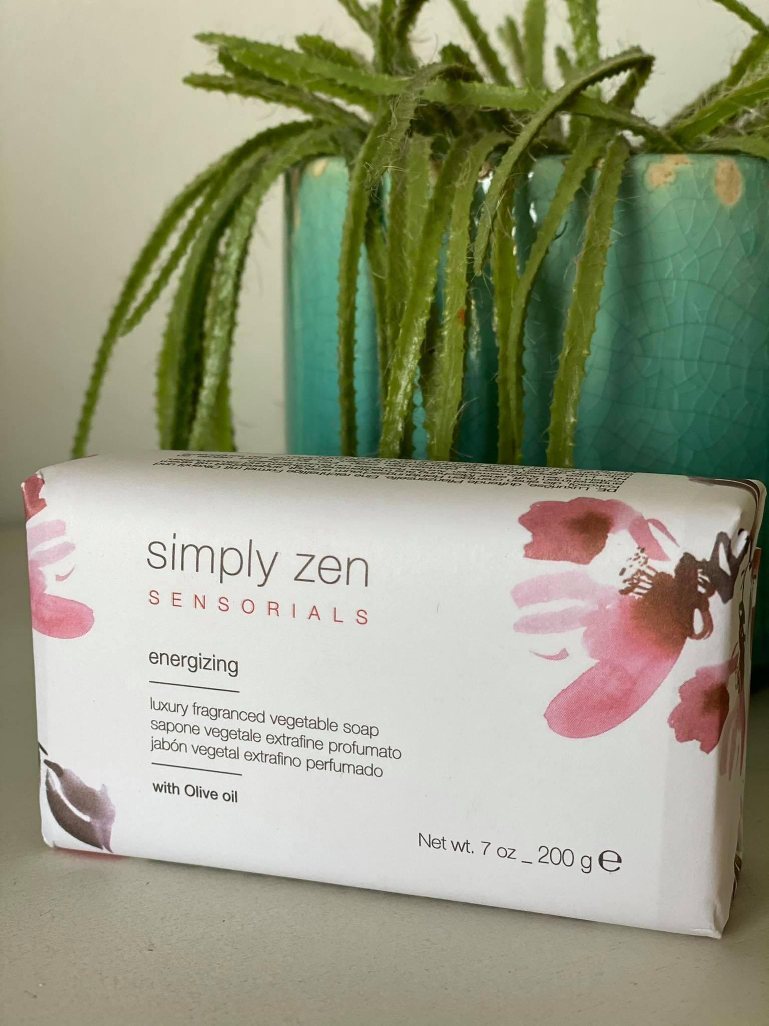 energizing soap