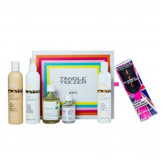 curl shampoo gift