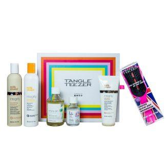 kit for dry damaged hair