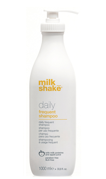 daily frequent shampoo
