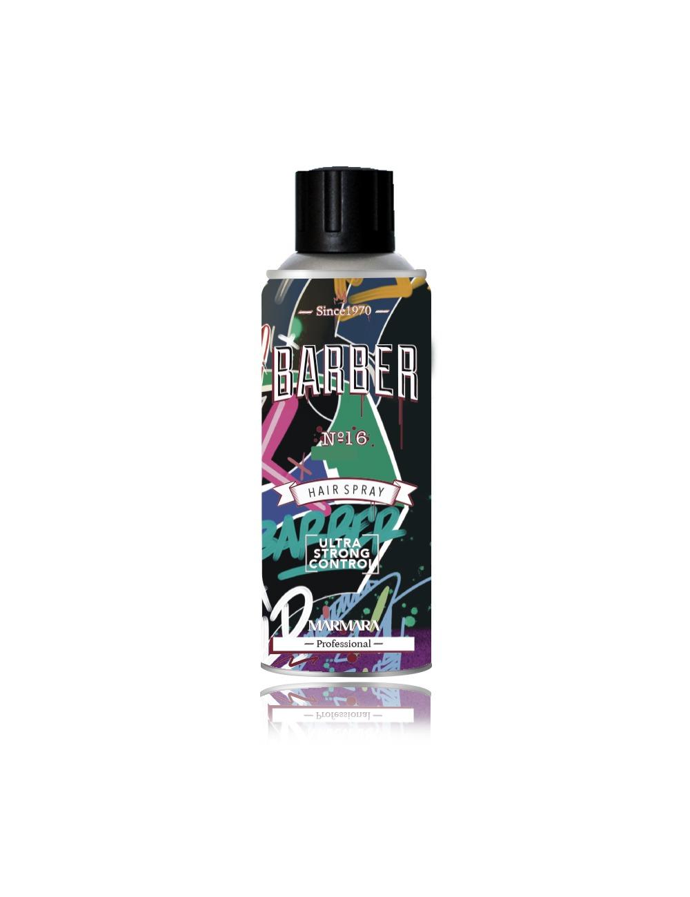 barber hair spray