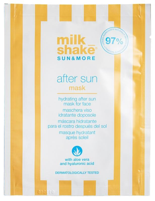 after sun face mask