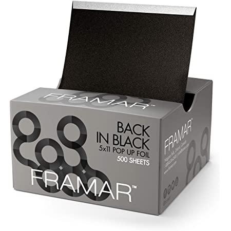 framar foil black pop ups